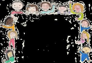 Kinder Kindergarten Otzing Hintergrundbild